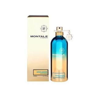 Montale Aoud Lagoon /Gold Blue Shiny/ EDP 50 ml